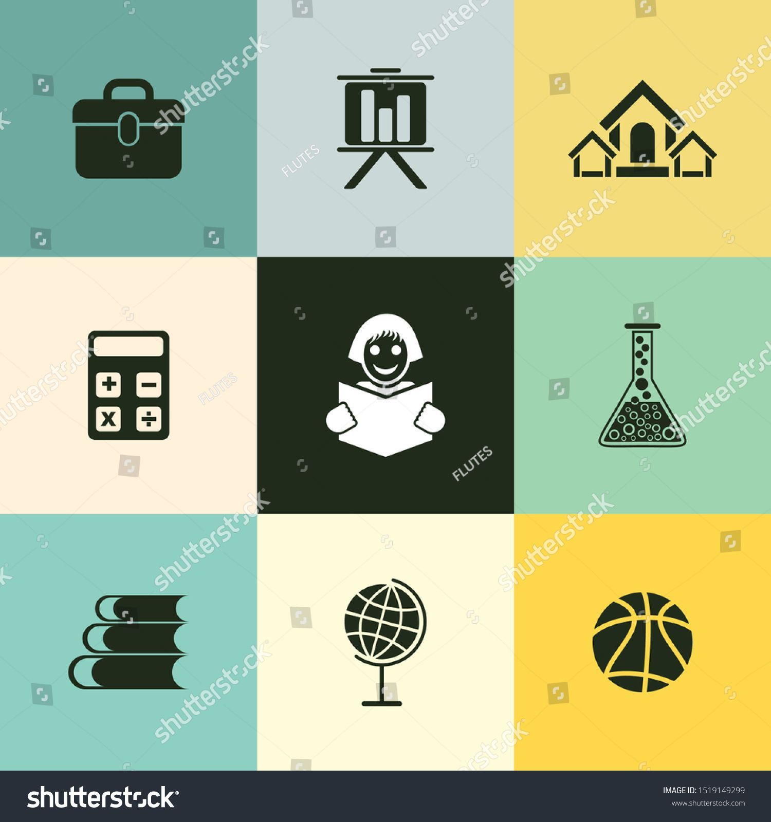 Very Useful 9 Education Vector Icon Set For Design In