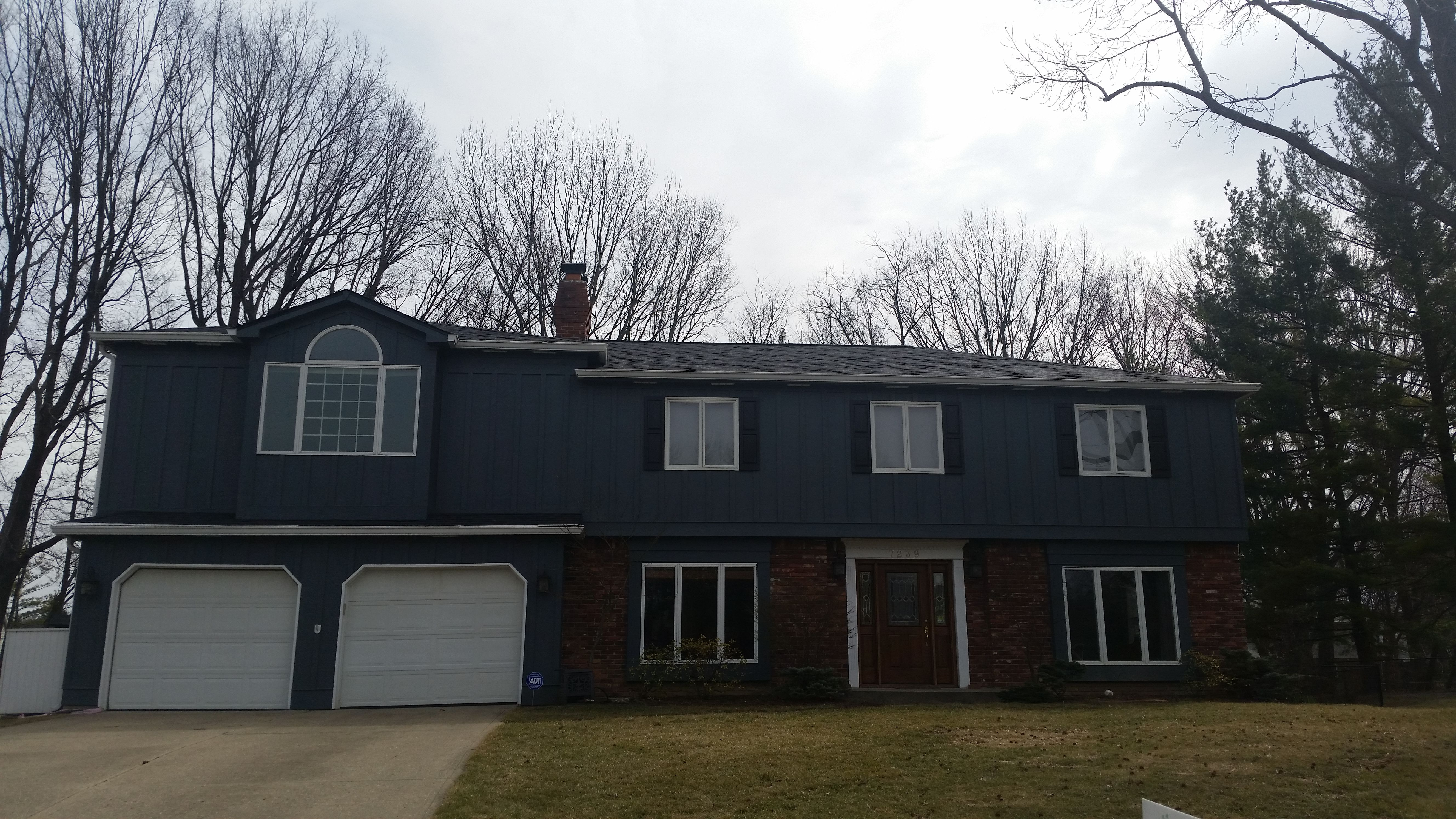 Roofing Indianapolis-Another beautiful job!