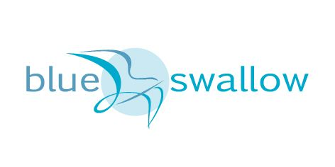 Get Blue Swallow Logo