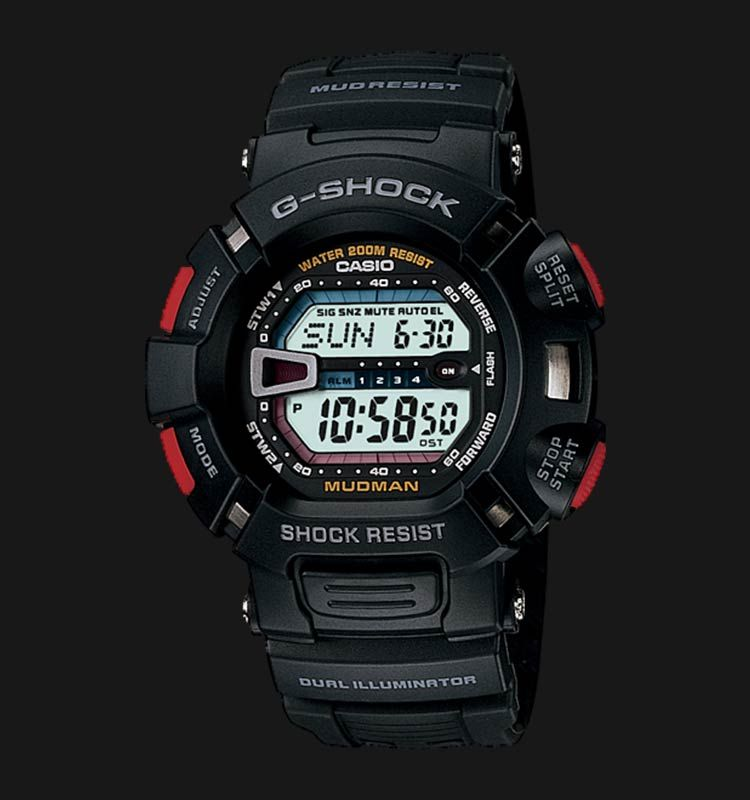 Beli jam tangan Casio G-Shock MUDMAN G-9000-1VDR - Daftar Harga jam  termurah f7fa50a0d