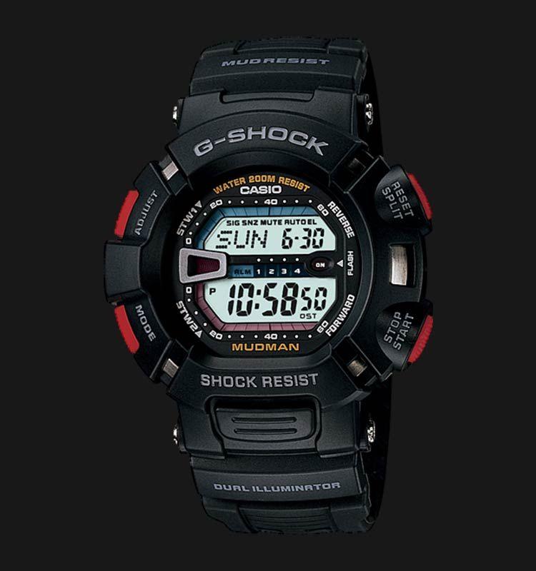 Beli Jam Tangan Casio G Shock MUDMAN G 9000 1VDR