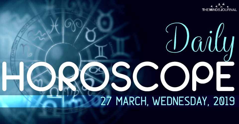 horoscope march 27 virgo or virgo