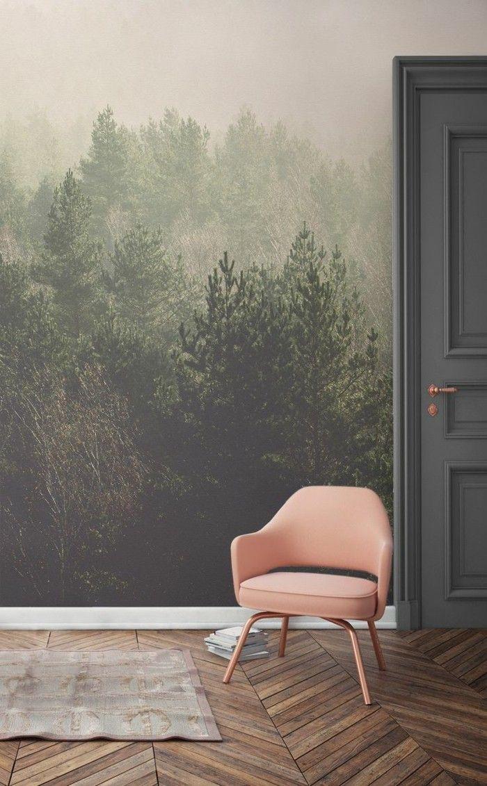 wandfarben ideen berraschende kombinationen die unglaublich gut funktionieren rosa gr n. Black Bedroom Furniture Sets. Home Design Ideas