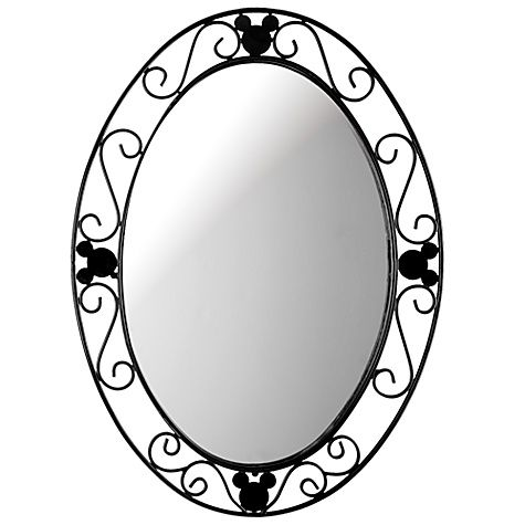 I Am In Search Of A Mickey Mouse Head Wrought Iron Mirror That The Disney No Longer Carriers