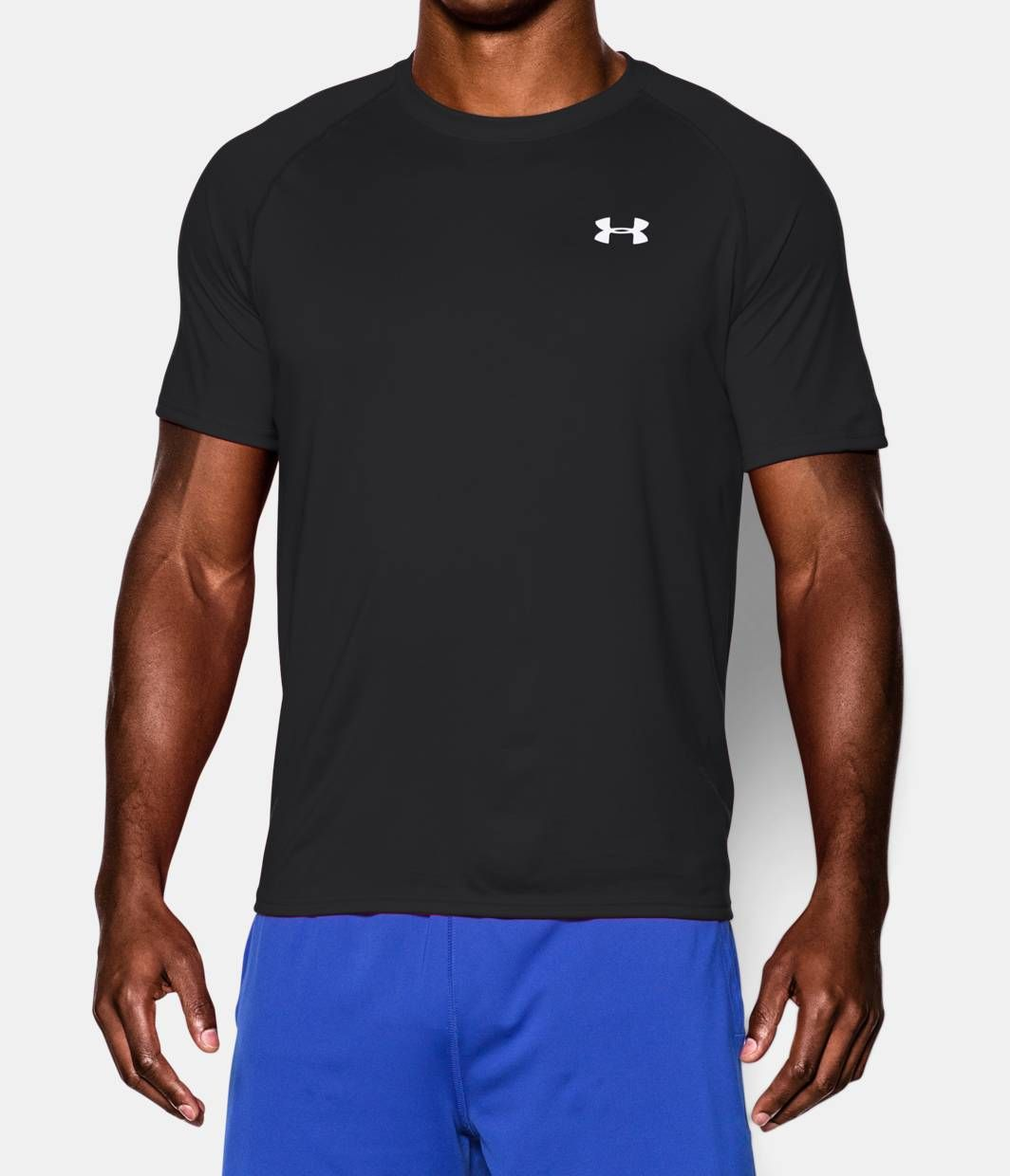 Men's UA Tech™ Short Sleeve T-Shirt | Under Armour US. Under Armour MenWorkout  ShirtsMens ...