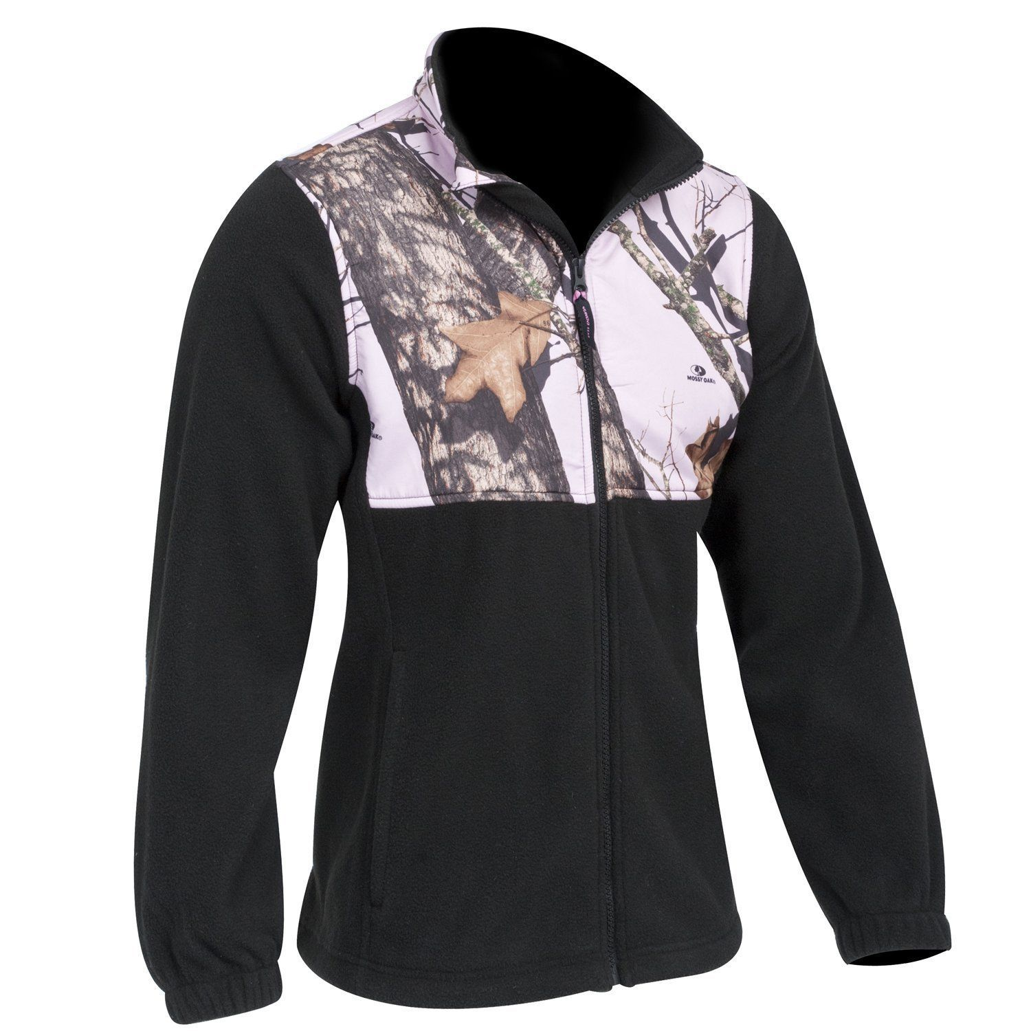 a15d5b0a083db Mossy Oak Pink Fleece Jacket, Medium -- This is an Amazon Affiliate link.  Read more reviews of the product by visiting the link on the image.