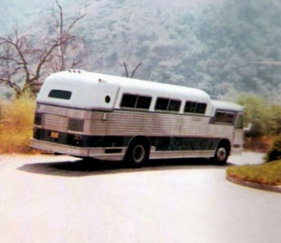 August 20, 1962 Elvis Buys A Greyhound Bus And Has It