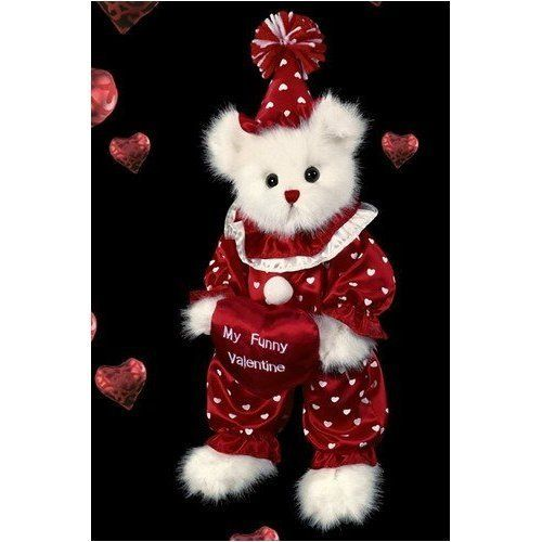 My Funny Valentine Teddy Bear By Bearington Bears, Http://www.amazon