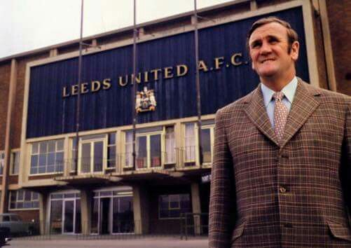 Don Revie took charge of Leeds United #lufc in March 1961