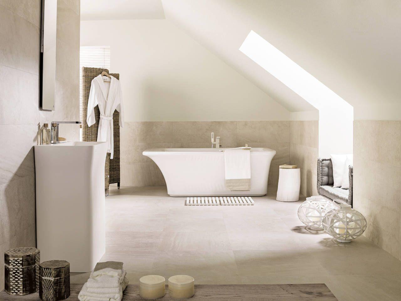 STON-KER™ floor tiles Ocean Beige 59,6x59,6 cm | Wall tiles Ocean ...