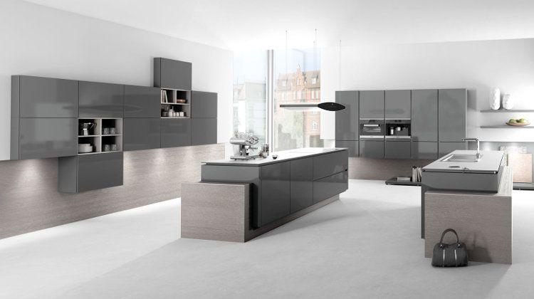 Häcker Küchen System Art Küchen-Hersteller Pinterest - moderne küchen mit kochinsel