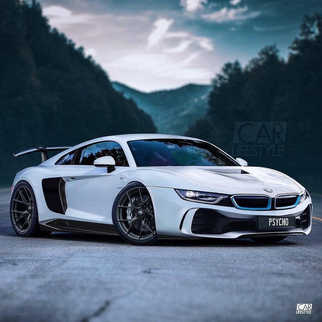 Audi i8