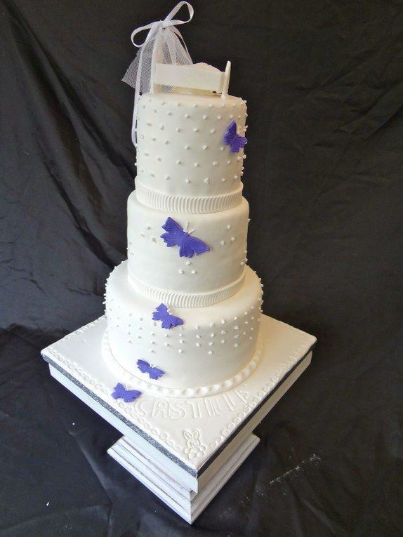 mariage album and cupcake on pinterest - Gateau Mariage Romainville