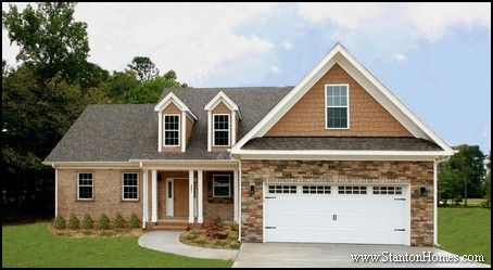 a cape cod style house plan is defined by 1 5 stories main floor