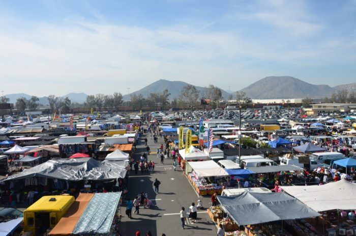9 Must Visit Flea Markets In Southern California Where You Ll Find Awesome Stuff California Travel Bloomington California California