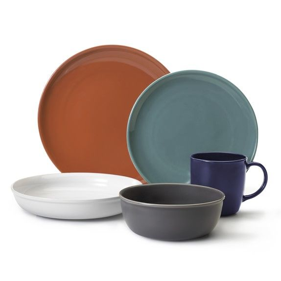 Pacifica Dinnerware Collection With Images Dinnerware Unique