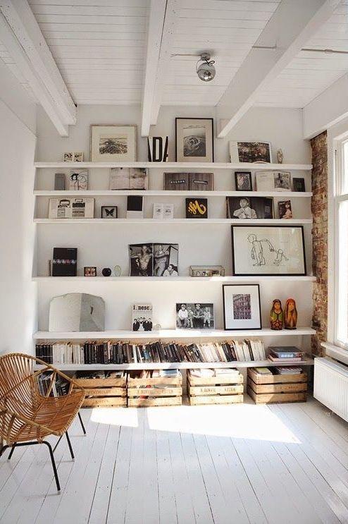 5 Gallery Walls That Work for Type A People Decorado con - paredes con letras