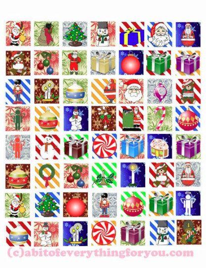 santa claus christmas clipart wrapping paper digital ...