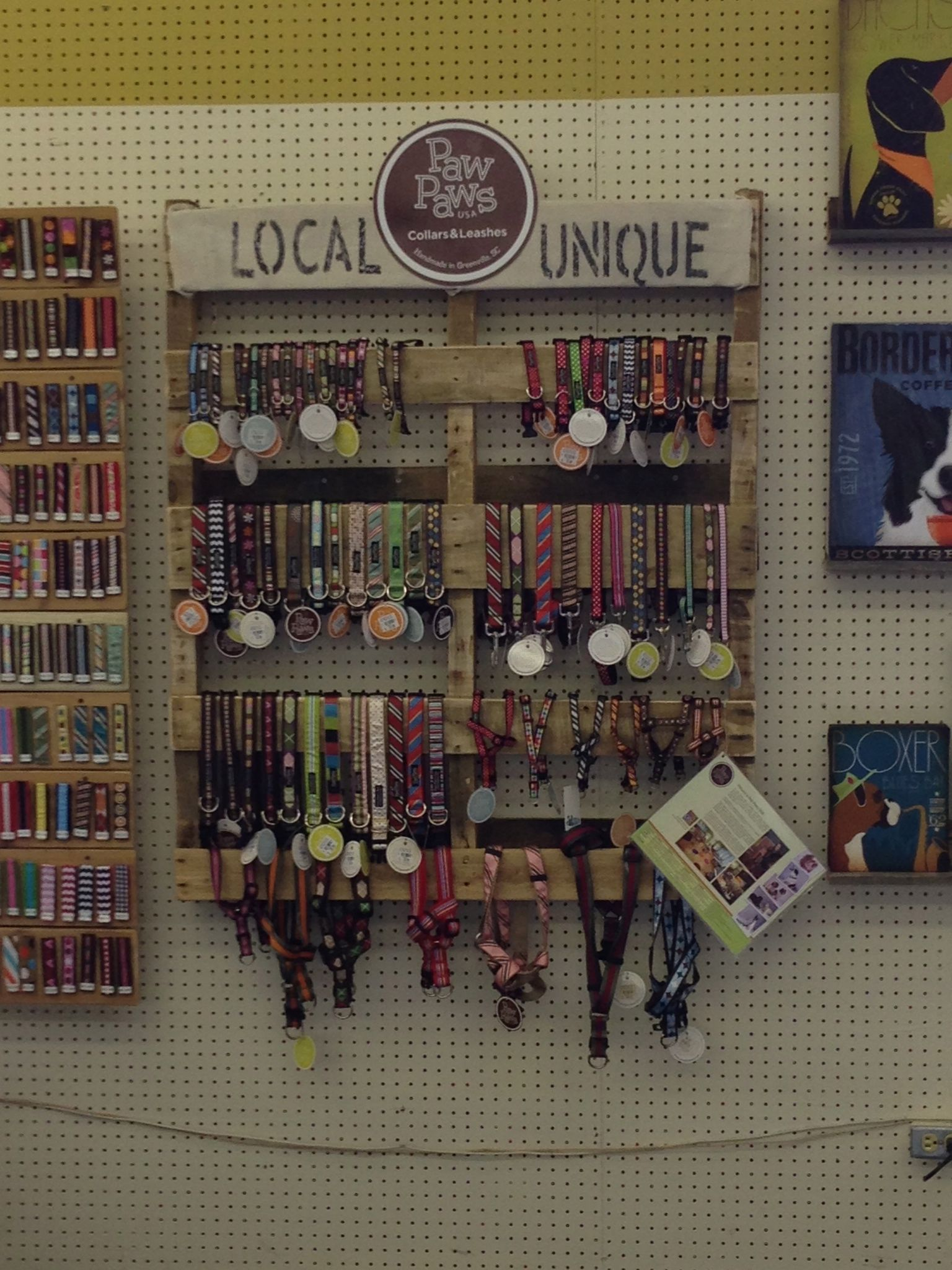 Wooden Palate Pet Store Ideas Pet Store Display Dog Grooming