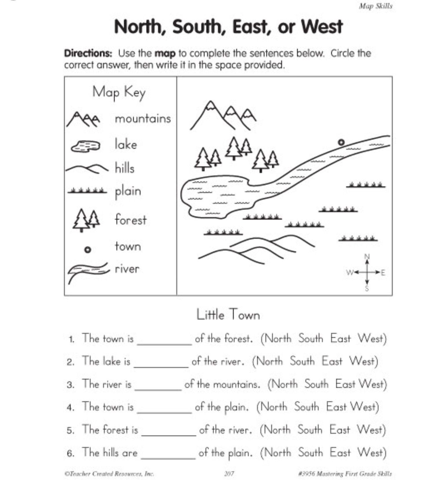 3rd Grade Social Stu S Worksheet Pin By Kat Lightsey On