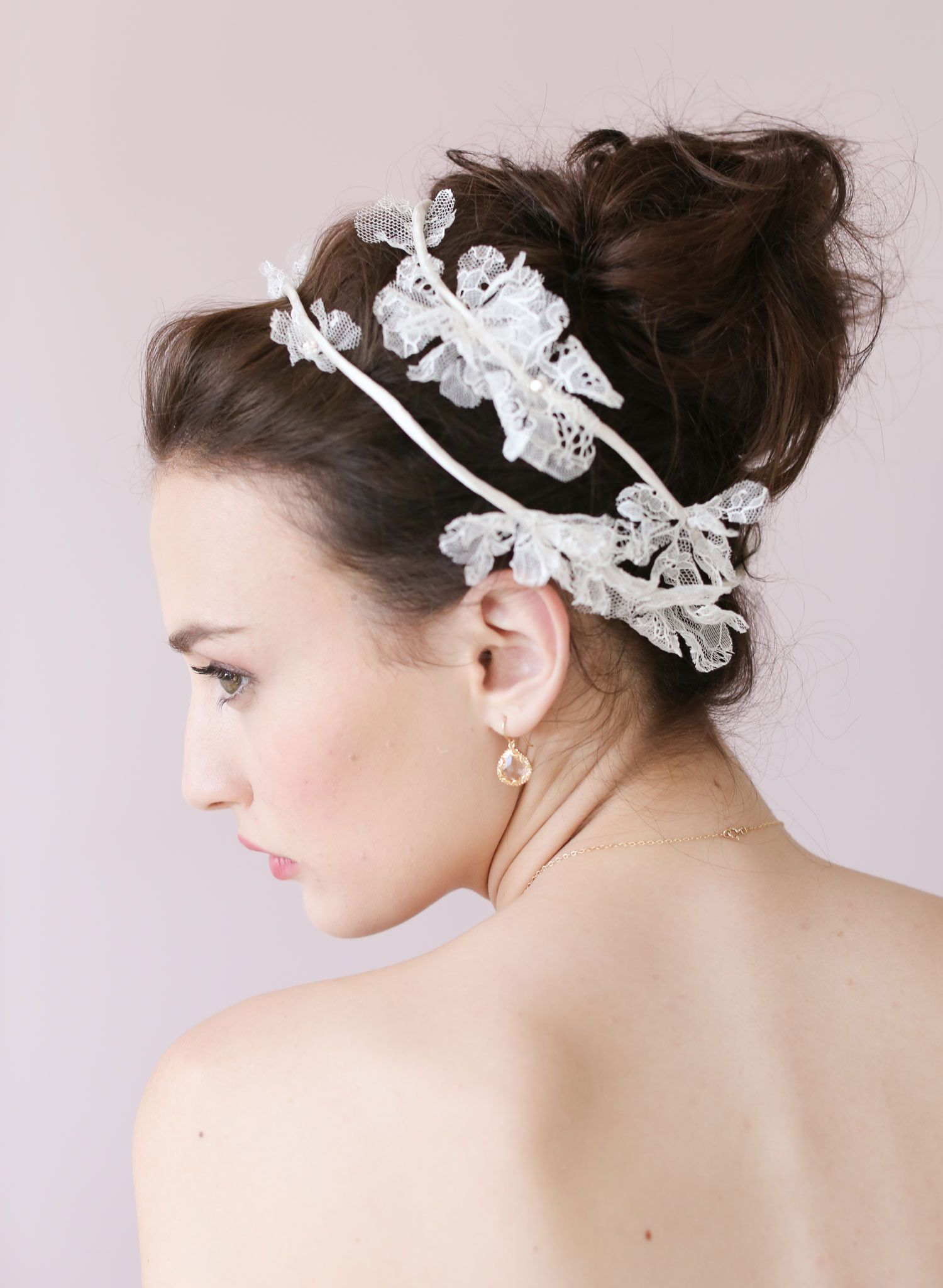 unveiled: 20 non-traditional veils for the modern bride via