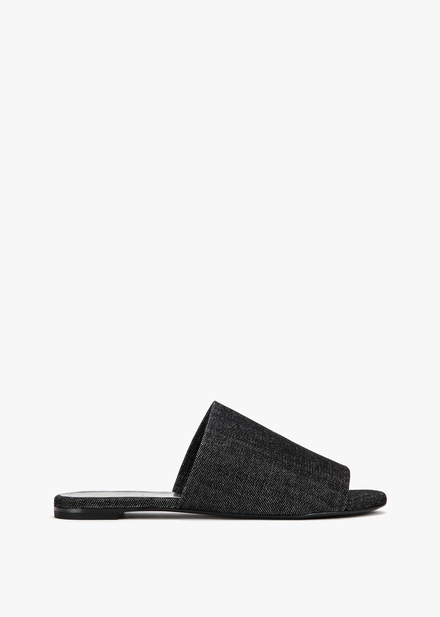 00cc35dc4 ROBERT CLERGERIE GIGY DENIM TOE OPEN SLIDES.  robertclergerie  shoes ...
