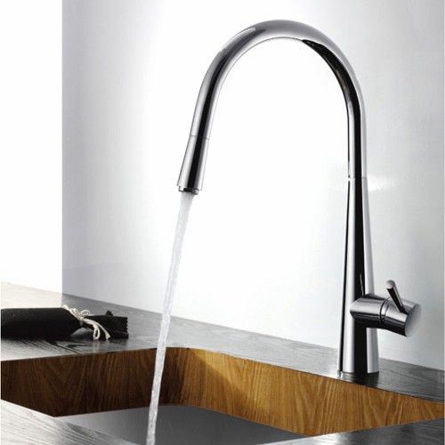 Opula Pull Out Spray Kitchen Faucet Modern Style With Images
