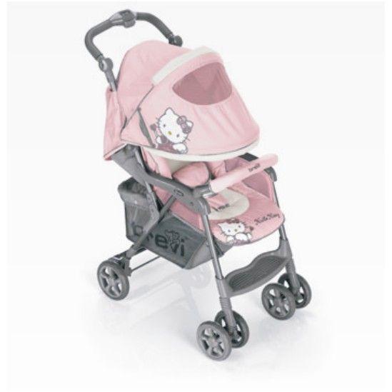 image detail for hello kitty baby pram buggy stroller pushchair baby girl pinterest hello. Black Bedroom Furniture Sets. Home Design Ideas