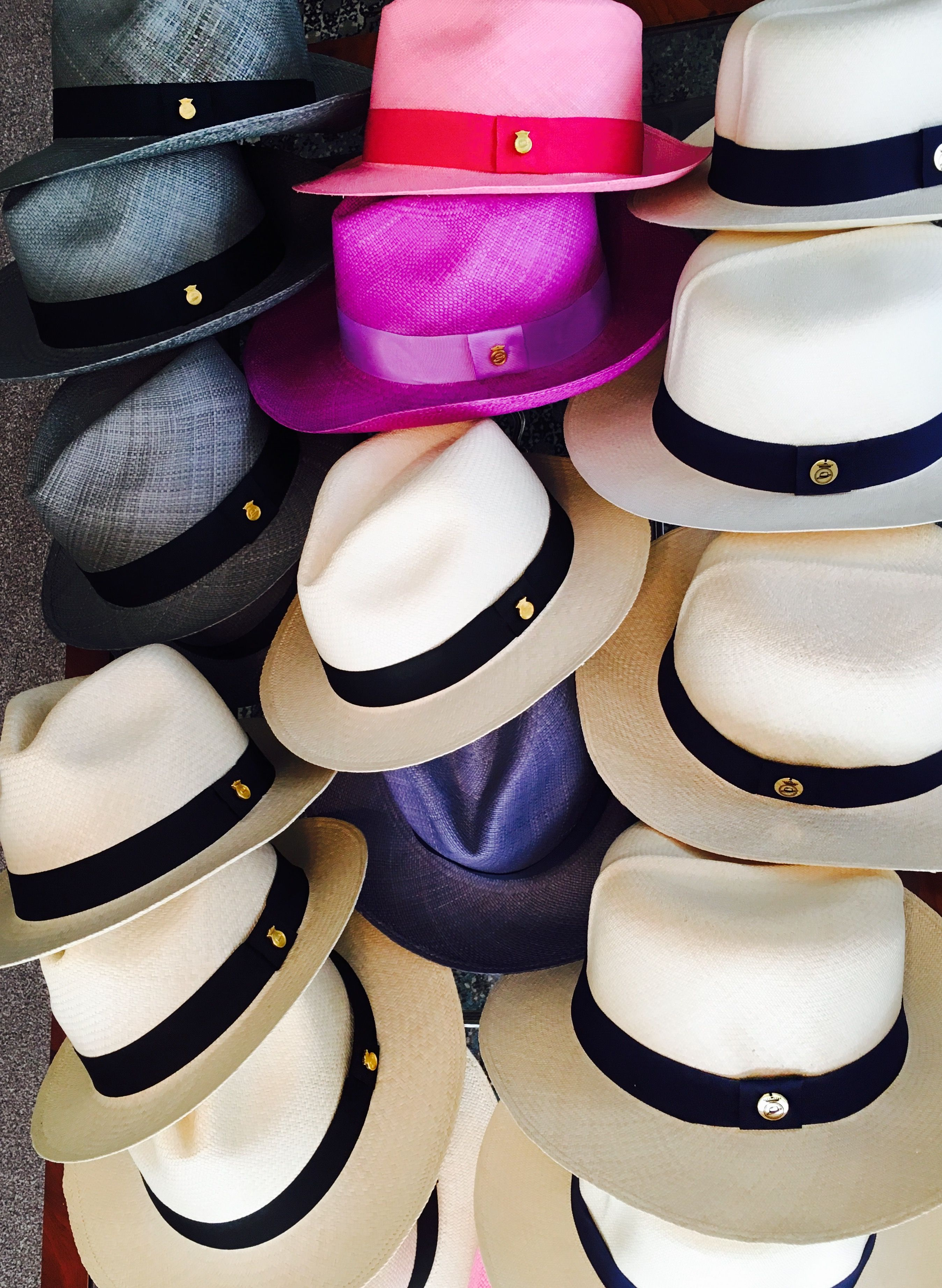 Genuine Panama Hats Panama Hat Hats For Small Heads Lady