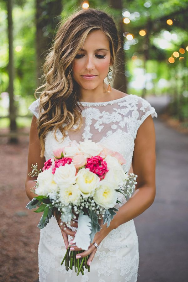 Wedding With Bridesmaids In Cowboy Boots Wedding Hairstyles