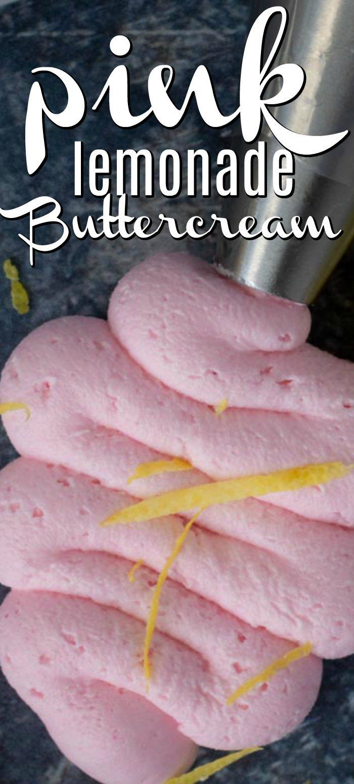 Created by a professional pastry chef and baker you will not find a more perfect bakery style lemonade frosting recipe anywhere! This homemade buttercream recipe is perfect for decorating cakes, cupcakes and fillings! #Cupcake #Cake #Lemonade #Frosting #FrostingRecipe #Icing #Buttercream #MidgetMomma #cupcakefrostingtips