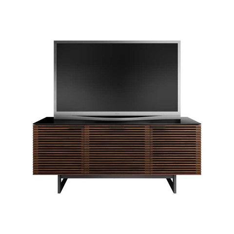 Kasala Modern Medium Wood Media Cabinet Modern Furniture
