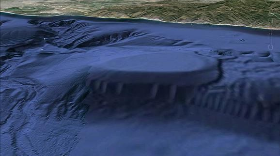 Massive Underwater Entrance Discovered Off The California Coast | World Truth.TV