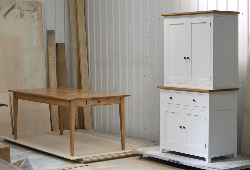 Best Two Part Dresser Larder Handpainted In Farrow And Ball 640 x 480