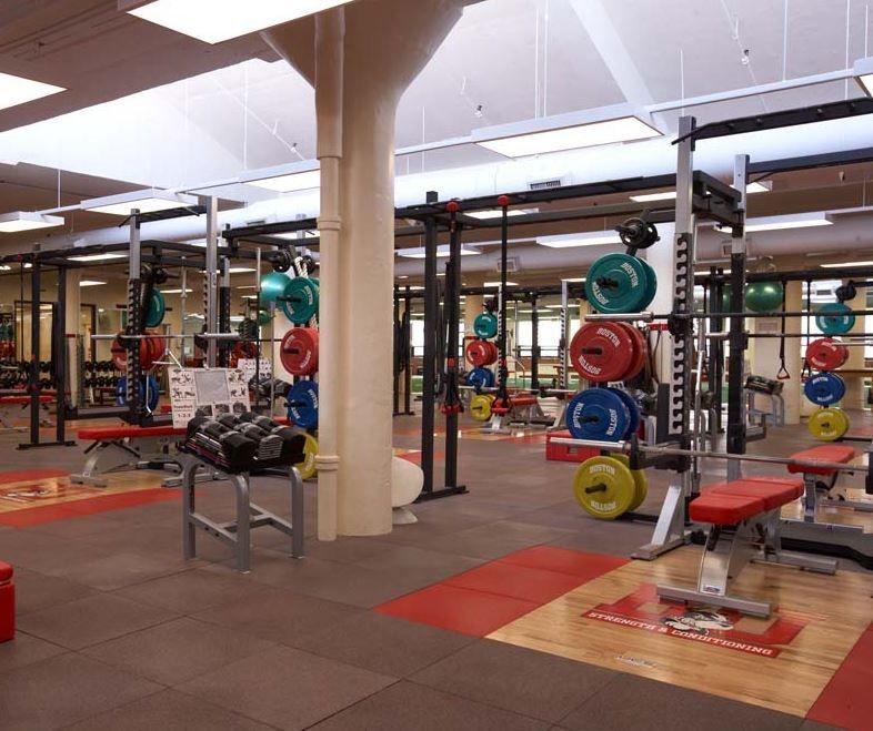 Boston University Boston University Commercial Gym Design University