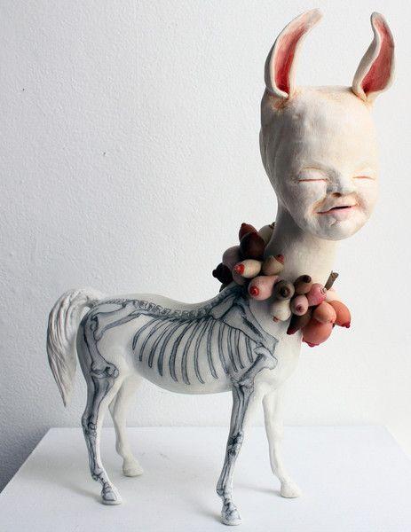 Bony Pony  By Helen Wilson