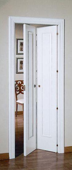 Resultado de imagen para puertas plegables de madera ba o pinterest puertas puertas - Puertas plegables para banos ...