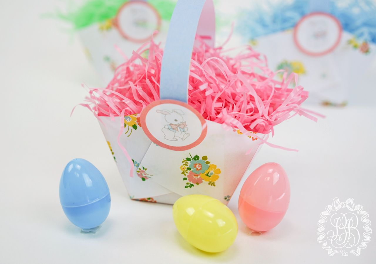 Printable do it yourself easter basket the beaufort bonnet company printable do it yourself easter basket the beaufort bonnet company solutioingenieria Images