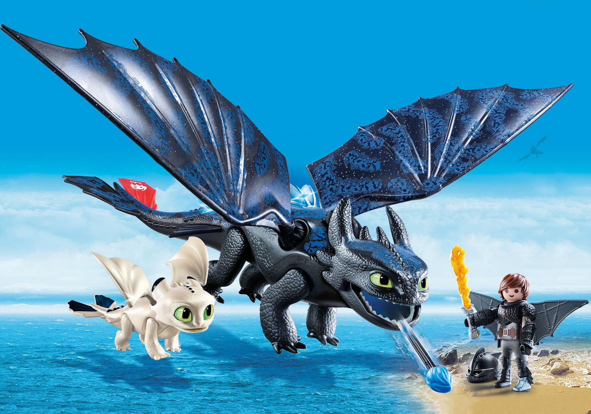 Http Media Playmobil Com I Playmobil 70037 Product Detail 50 Baby Dragon How Train Your Dragon How To Train Your Dragon