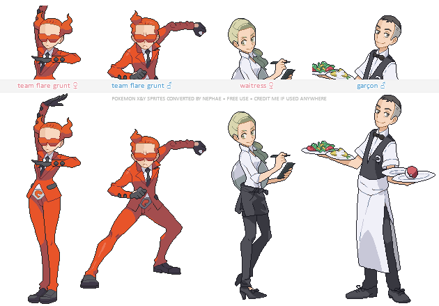 pokemon trainers x and y - Google Search  7a54f43d3
