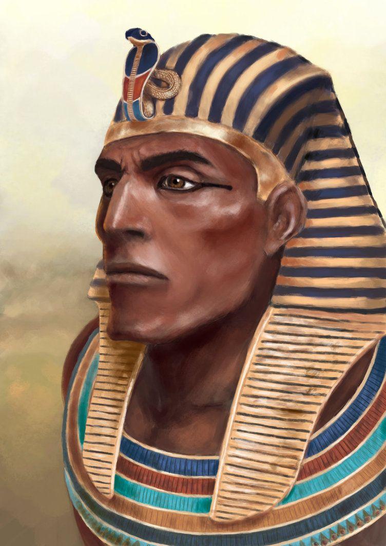 Facial reconstruction of Seti I | Monumentos egipcios, Egipto, Faraon