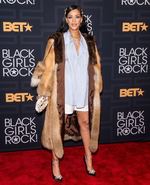 The Most Out-There Red Carpet Looks of 2016 | Rihanna ...