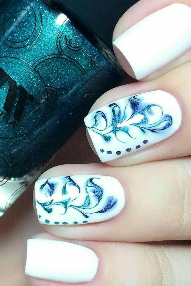 Latest Trendy Unique Ideas Creative Designs 2017 Cute Nails