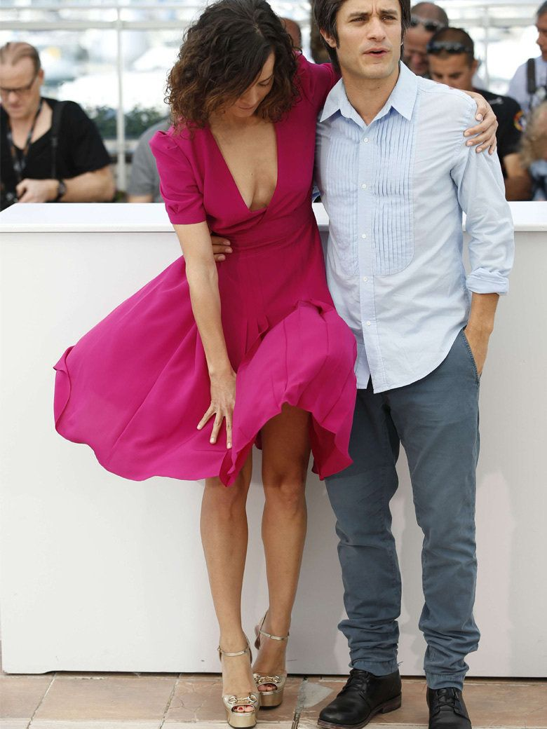Alice Braga Toujours A Cannes Whaou Windy Skirts Hollywood