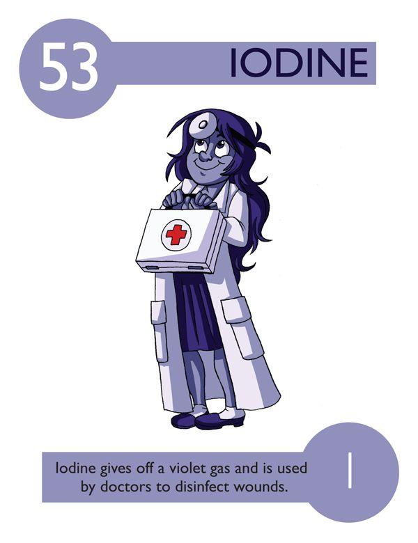 Resultado de imagen de tabla periodica con personajes de comics 53 - new tabla periodica nombre y simbolos de los elementos