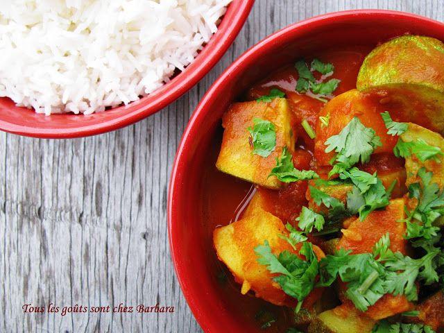 Tous les goûts sont chez Barbara: Curry de pommes de terre ...