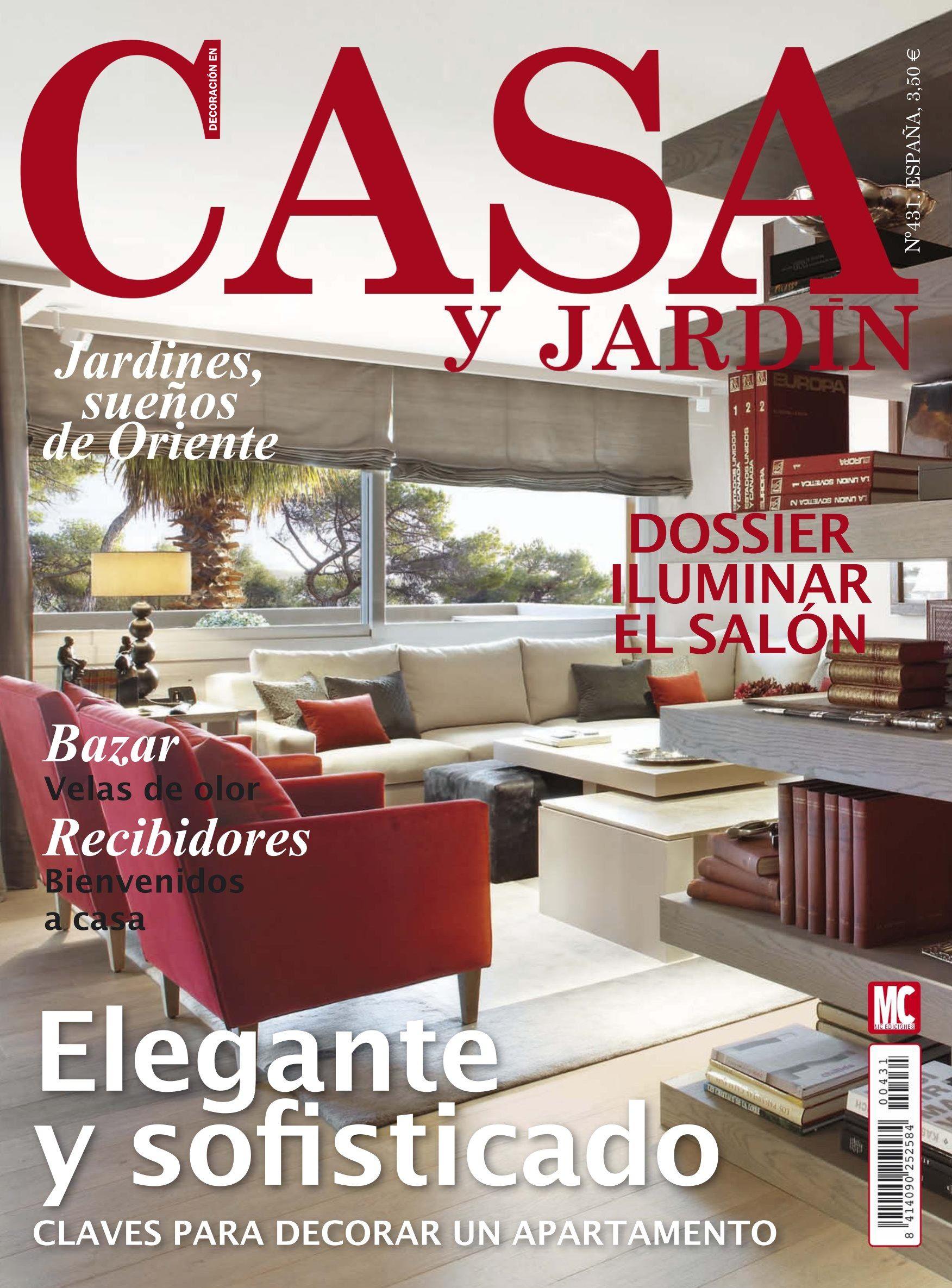 Casa Y Jardin Casa Jardin Revistas De Decoracion Jardines