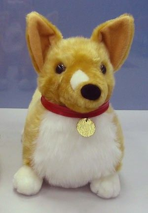 2ae5605de Cowboy Bebop Plush: Ein (8 in) RightStuf2013 | Anime and manga ...