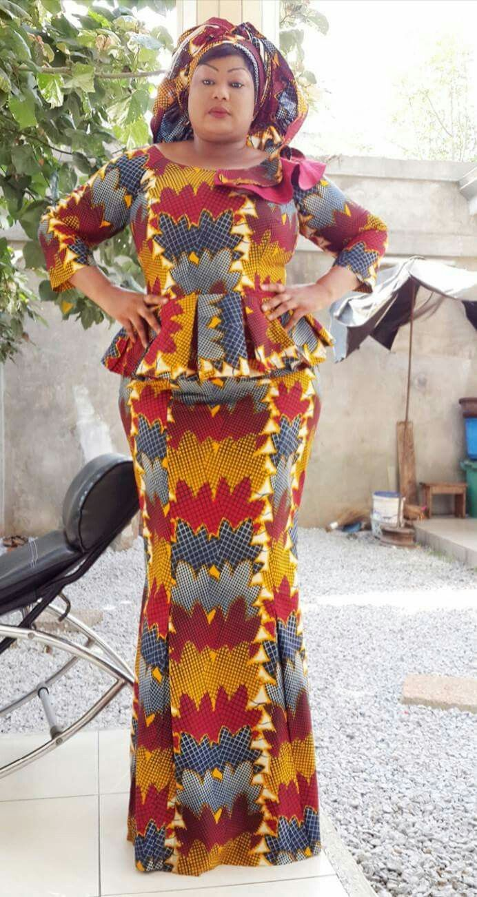 Maxi Pagne Women S Fashion Pinterest Africans