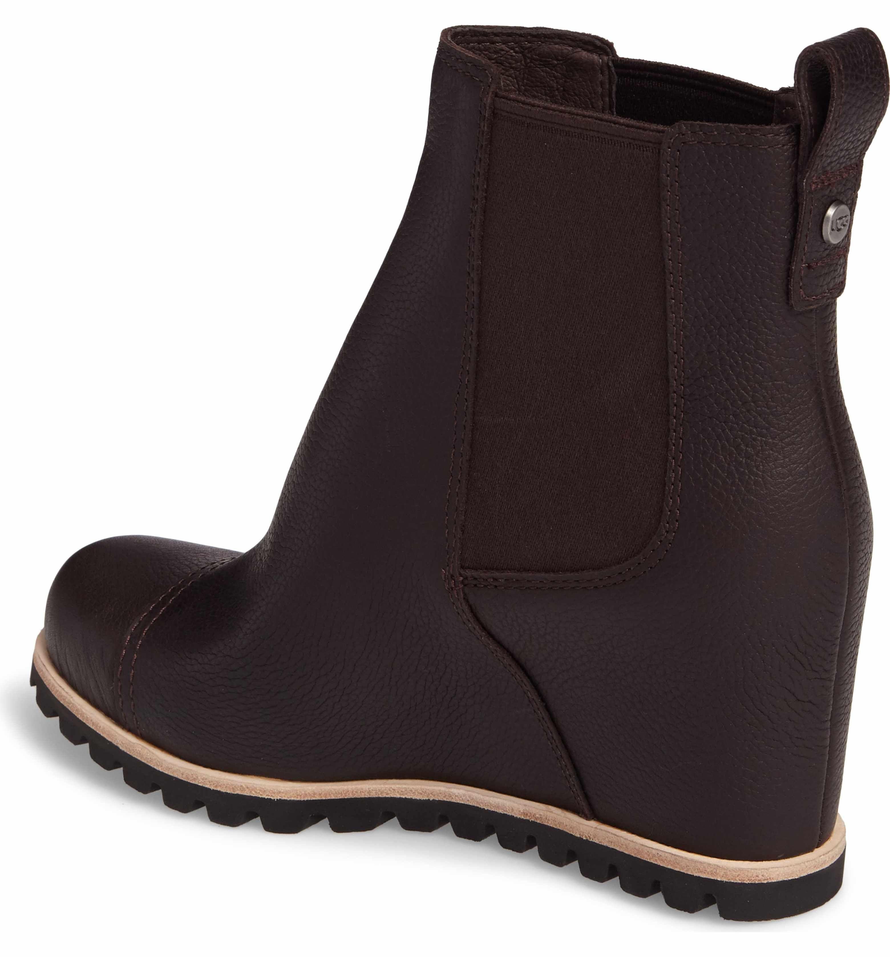 Main Image - UGG® Pax Waterproof Wedge Boot (Women)